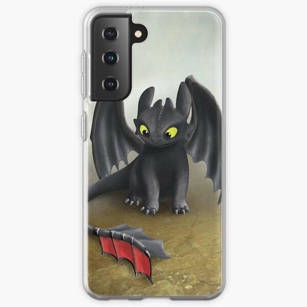 Toothless Dragon  Samsung Galaxy Soft Case