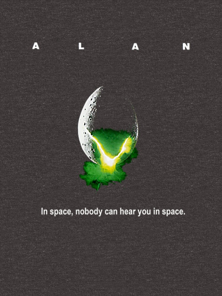 Alan - Alien parody by assaultedlife
