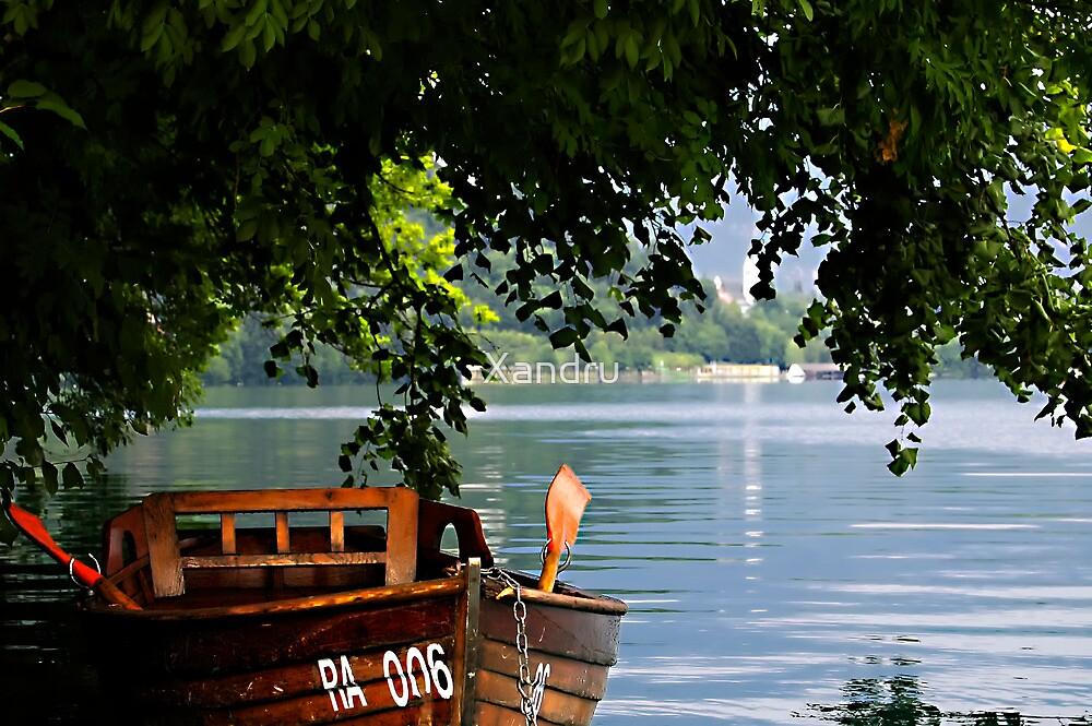 Boat #006 by Xandru