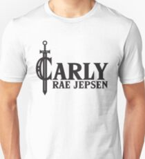 Carly Rae Jepsen - Give Carly a Sword Unisex T-Shirt