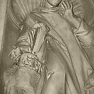 St Bruno - St Peter's Basilica by Bob  Perkoski