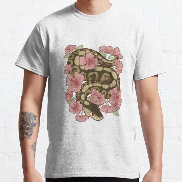 Flower Ball Python! Classic T-Shirt