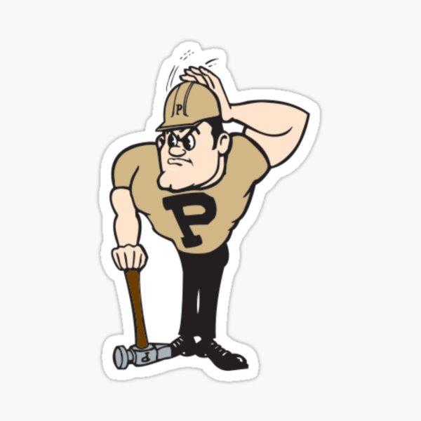 Purdue Pete Sticker