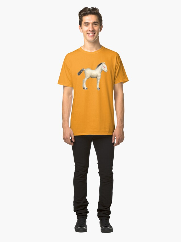 Alternate view of My little foal in a sea of pink Classic T-Shirt