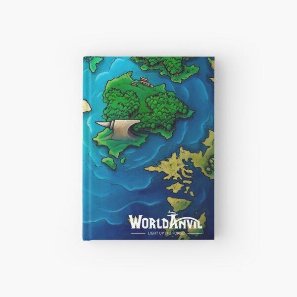 Hardcover World Anvil Anniversary Journal Hardcover Journal