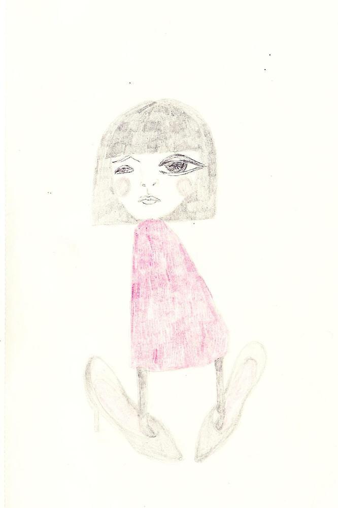 Little Red Dress-ups by KrystalRed