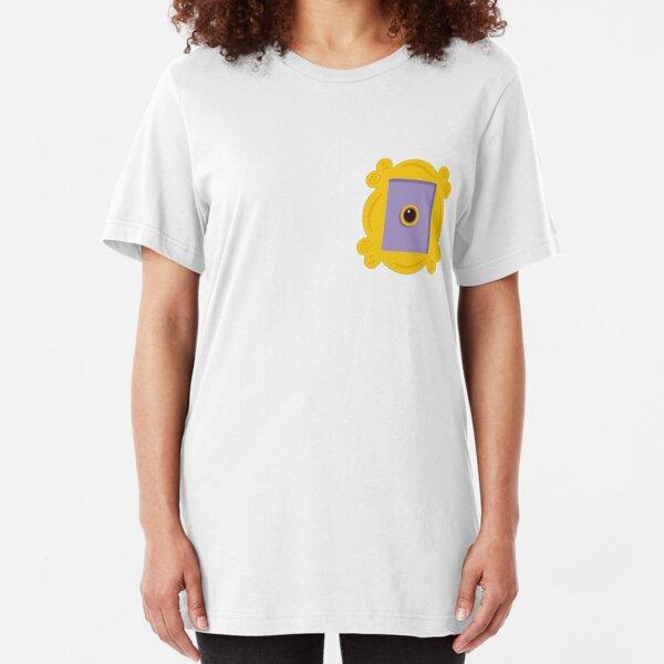 Apartment Door Slim Fit T-Shirt