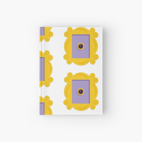 Apartment Door Hardcover Journal