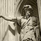 St Elijah by Bob  Perkoski