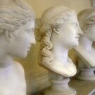 Vatican Busts by Bob  Perkoski
