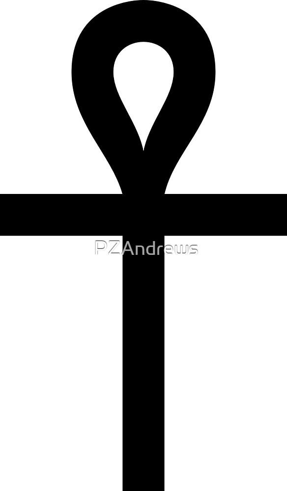 Ankh Black by PZAndrews