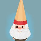 Pencil Gnome 01 by liajung