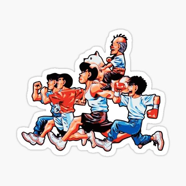Kamogawa Team Sticker