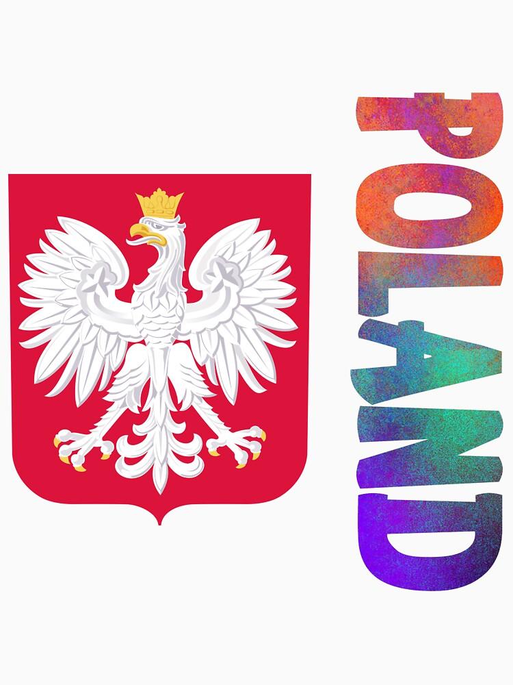 «Pologne - Armoiries» par Chunga