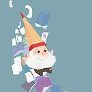 Pencil Gnome 03 by liajung