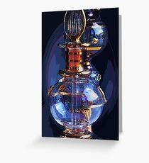 Perfume and scent Greeting Card