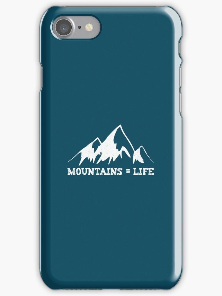 Mountains = life by AlexaDesign