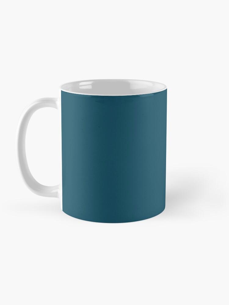 Alternate view of Mountains = life Mug