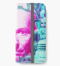 DOCTOR WHO The First Doctor versus the Monsters WILLIAM HARTNELL 1963-1966 POP ART iPhone Wallet/Case/Skin