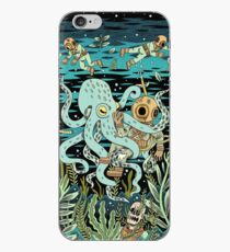 Diver iPhone Case