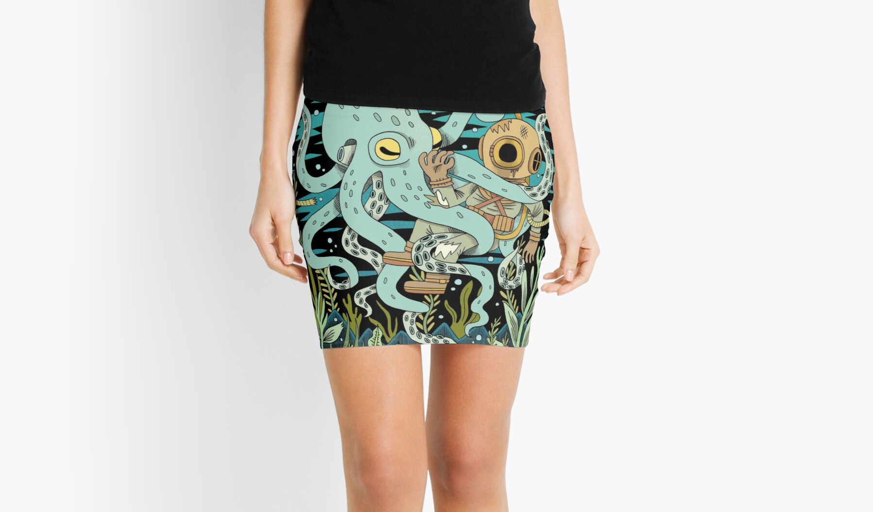 Diver by jackteagle