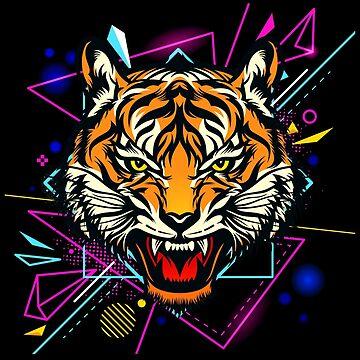 Decorative Tiger by machmigo