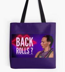 Bolsa de tela Back Rolls?