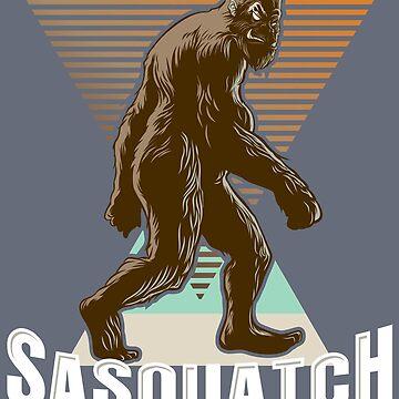 Sasquatch Stomp by machmigo