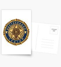 Legion - Brotherhood Postcards
