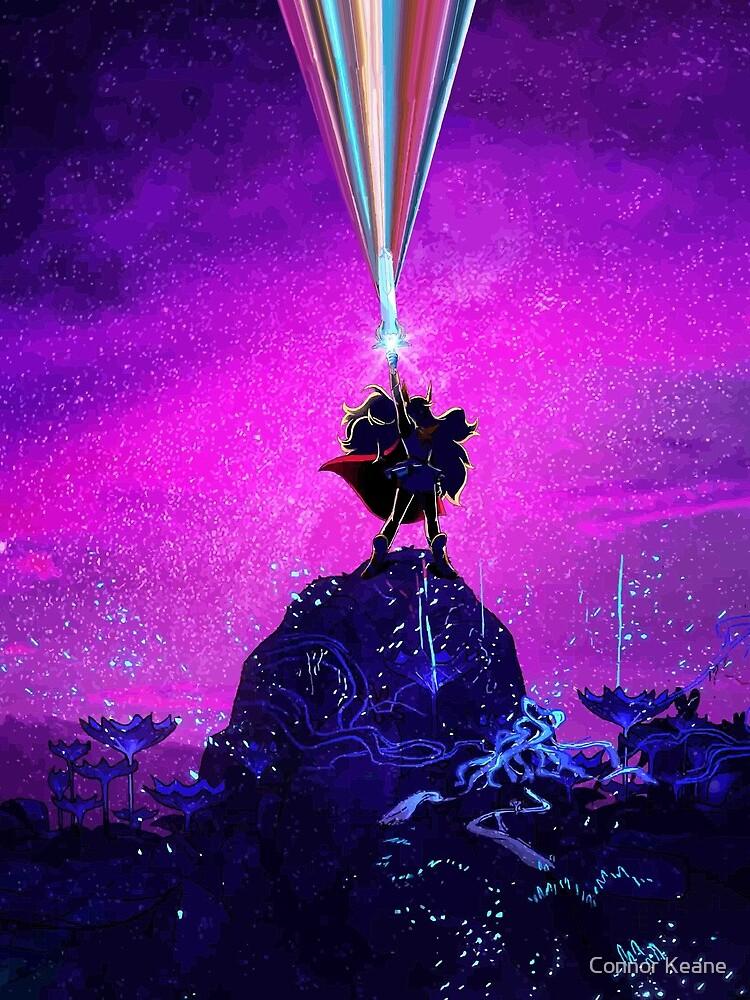Princess of Power by conatron13