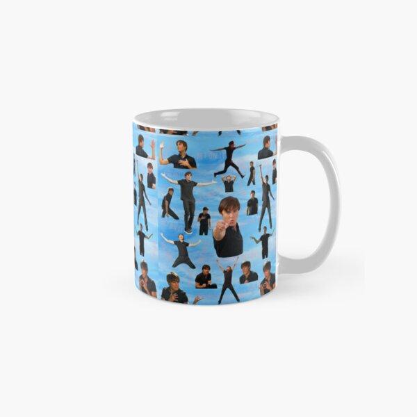 Zac Efron Troy Bolton Bet On It  High School Musical Classic Mug