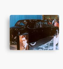 Godfather Limo Canvas Print