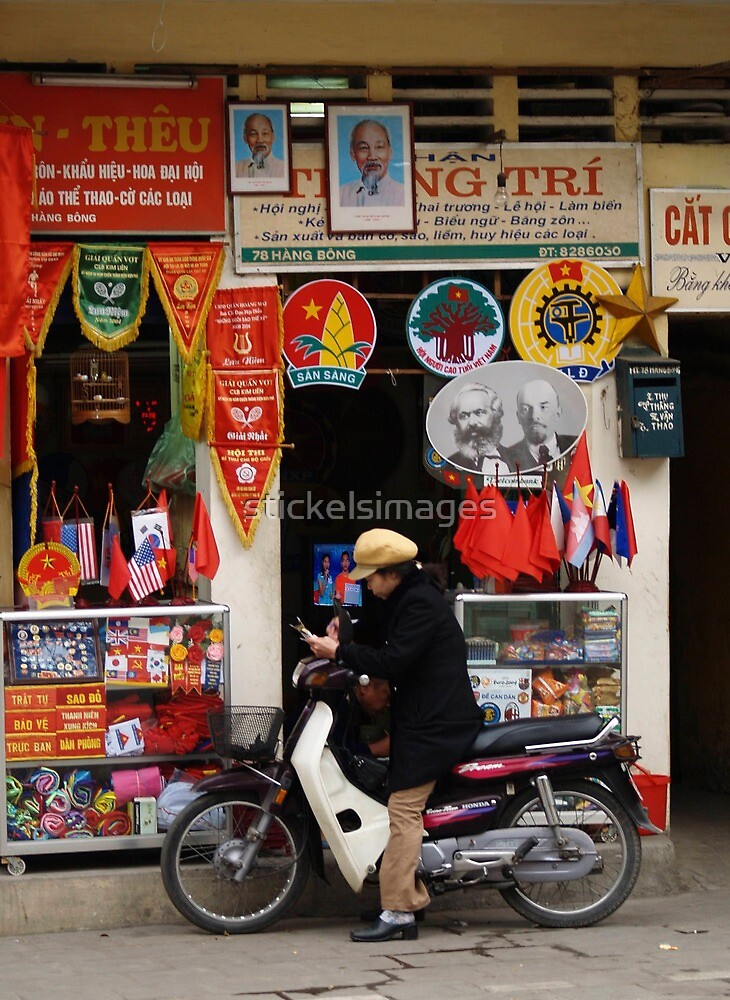 peoplescapes #133, banners anyone! by stickelsimages