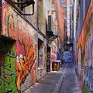 Croft Alley by Frank Yuwono