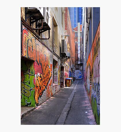 Croft Alley Photographic Print