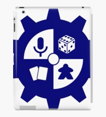 The Board Game Workshop Logo (no text) iPad Case/Skin