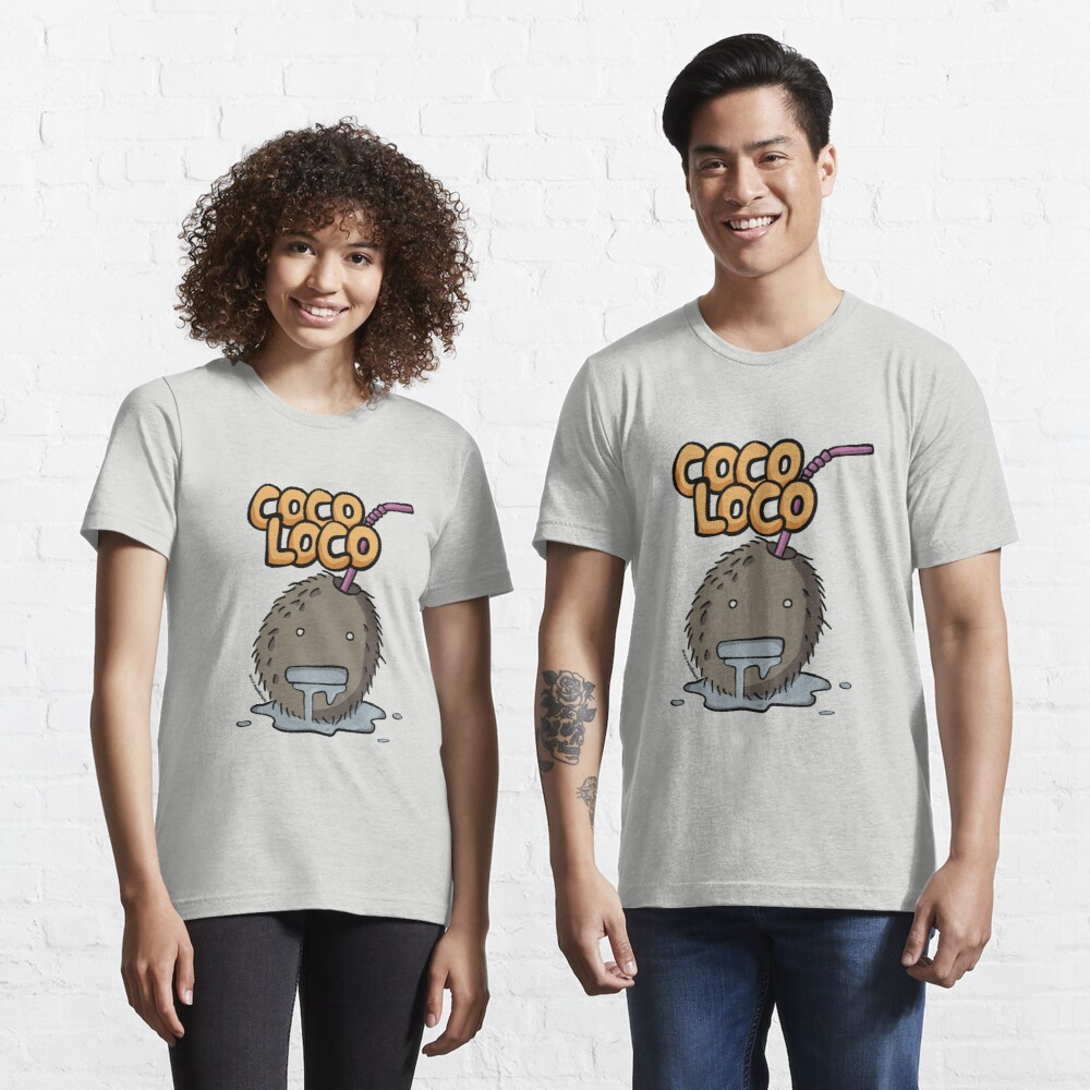 Coco Loco Essential T-Shirt