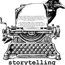 Storytelling (RAVEN CAFE) V2 by ravencafeph