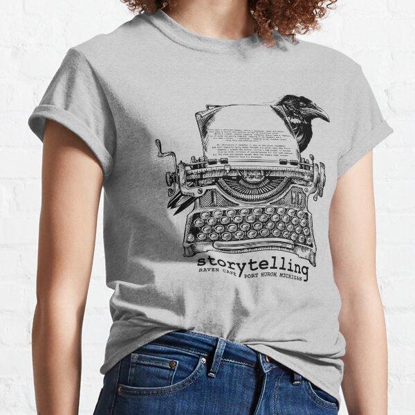 Storytelling (RAVEN CAFE) V2 Classic T-Shirt