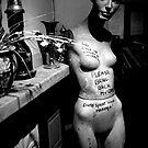 """Mannequin Undressed"" by Bradley Shawn  Rabon"