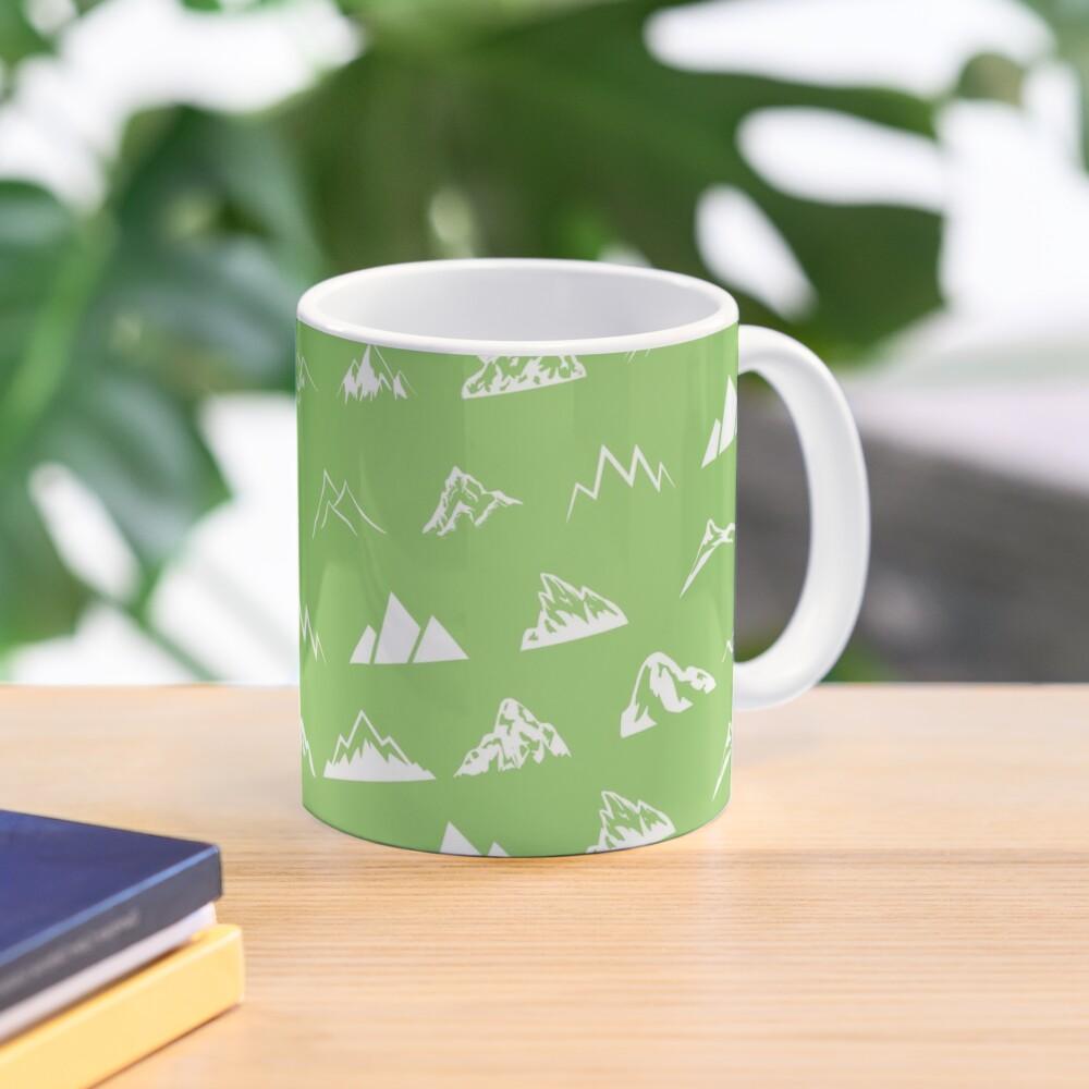 Mountains all over Mug