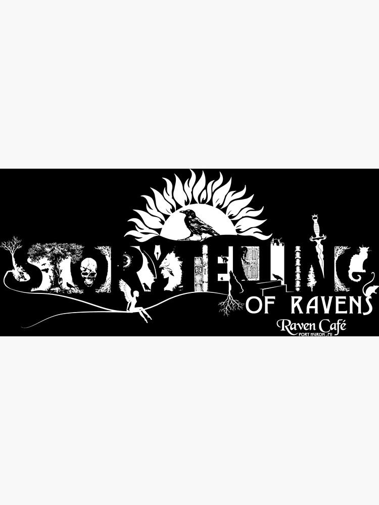 Storytelling of Ravens (version 1) by ravencafeph