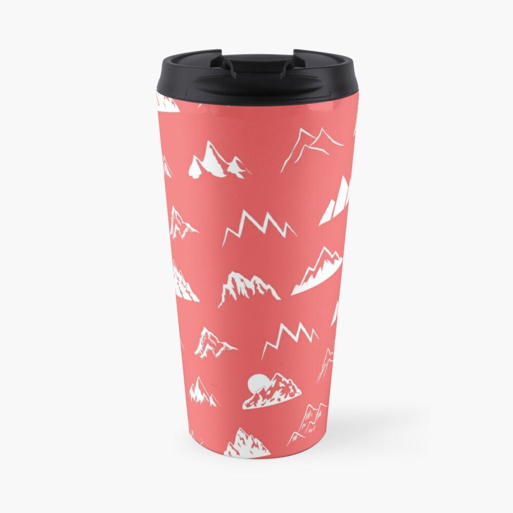 My mountains Travel Mug