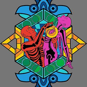 Ascensión - Variante de color de sobrecarga de chakra de Rvaya