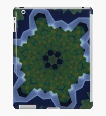 Peas and Ice Pedals Circle Design Offering at Green Bee Mee iPad Case/Skin