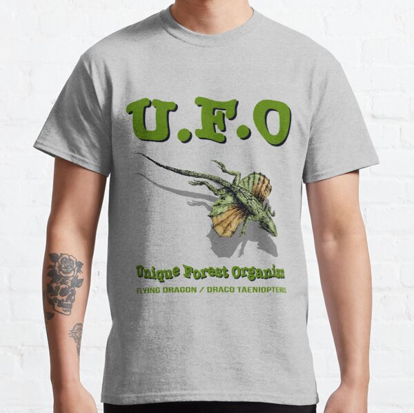 UFO - Flying Dragon Classic T-Shirt