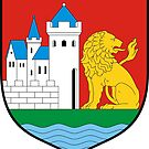 Coat of Arms of Lębork, Poland by PZAndrews