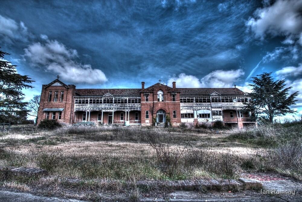 St John's Orphanage, Goulburn. by Ian Ramsay