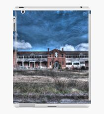 St John's Orphanage, Goulburn. iPad Case/Skin