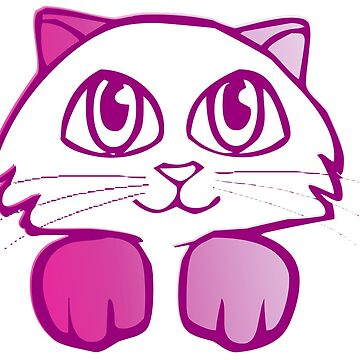 funny cat cute animals kitty cat drawing cute pink girl kids pet cute cat animal cartoon by soufianeos